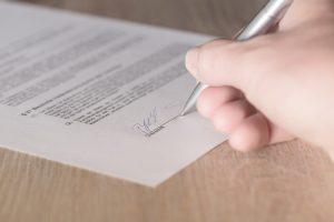 A importância do contrato de prestação de serviços