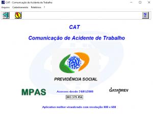 Cat on-line