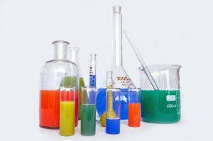 Os agentes químicos são tratados no PPRA