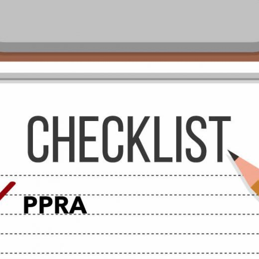 O PPRA é regulamentado pela NR-09