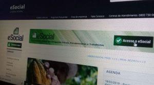 Portal do eSocial