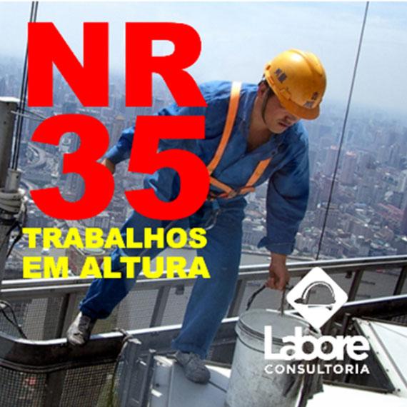 NR-35 - Trabalhos em Altura